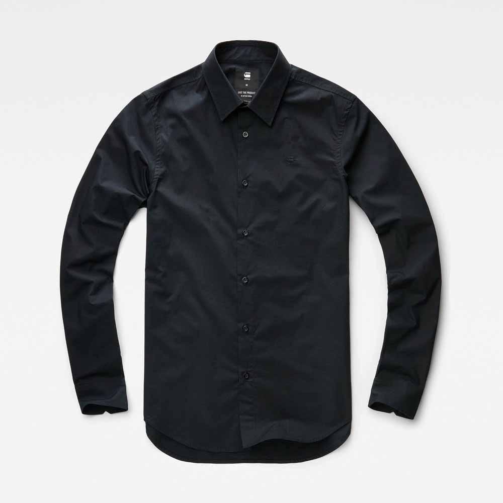 M L Camisa S Core Gstar Negro qHREwIAxR