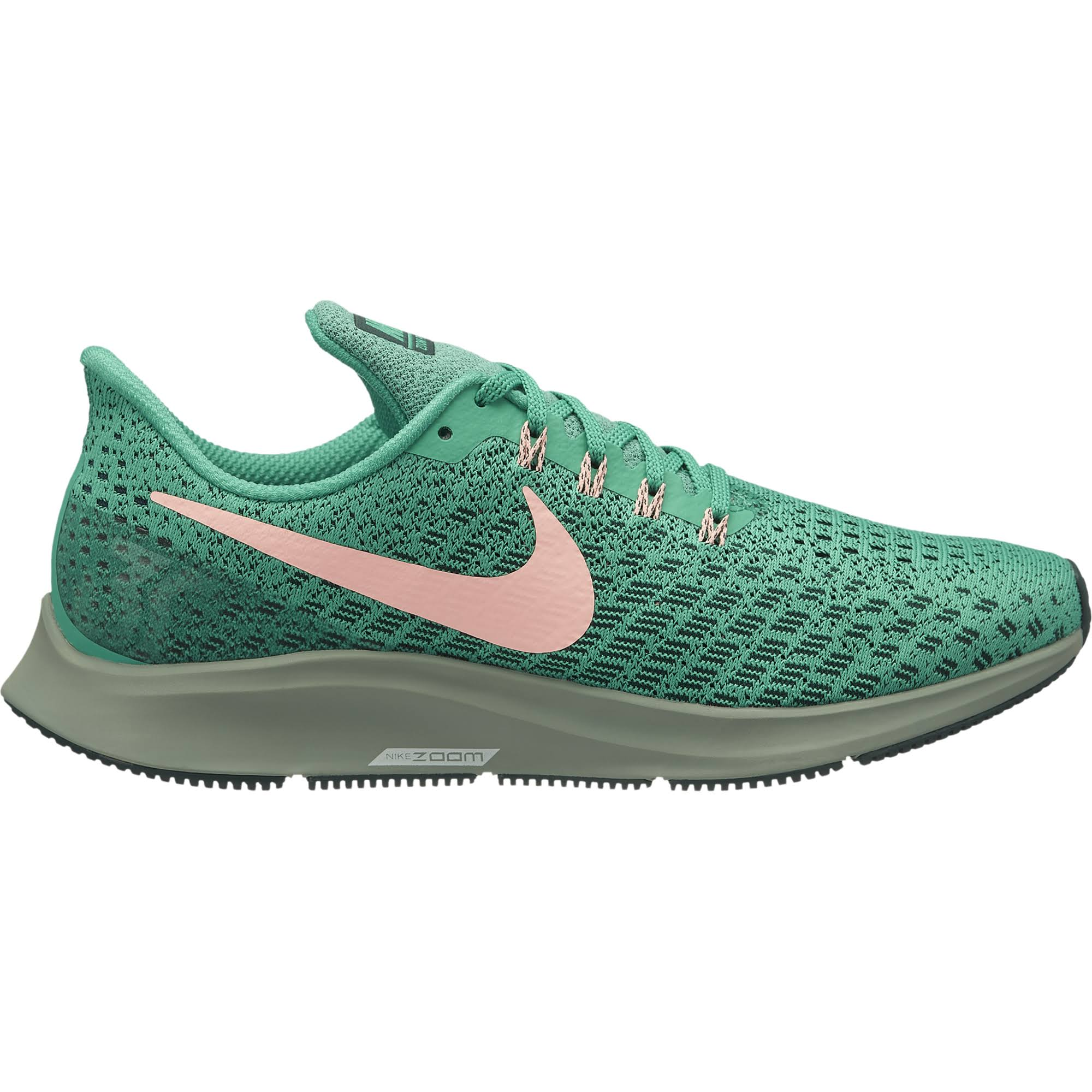 Scarpa Zoom taglia verderosa Air da 8 Nike 5cinetica Pegasus per verdecinetica running donna 35 thQsxrdC