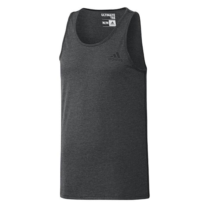 Adidas L Tank Ultimate Tamaño Bp9785 Heather Oscuro Hombres Gris OxO1X6n