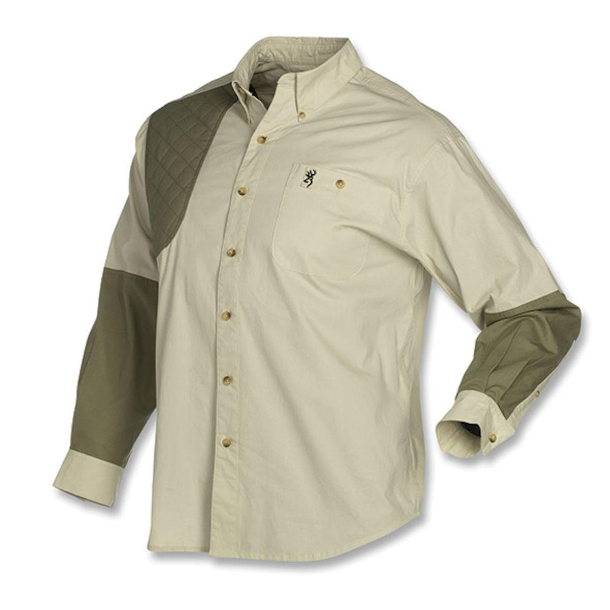 De Browning Hombre Para Lands Prairie Upland Camisa Caza UPdqU6