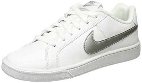 zilver 37 2 Royale 1 Court Eu witmetallic Nike WH9IE2D