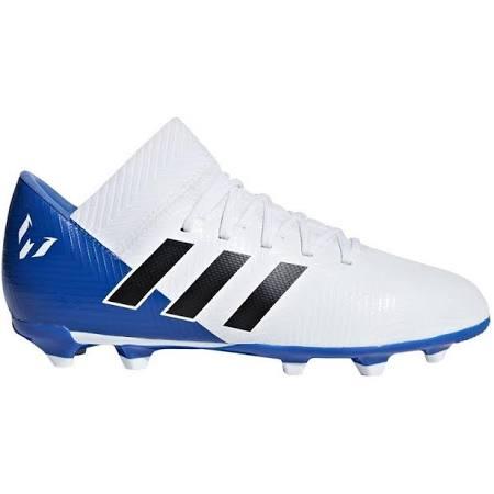 Adidas Herren 18 3 Messi Nemeziz Bodenstiefel Feste Weiß Ftwr qTqCaO7xn
