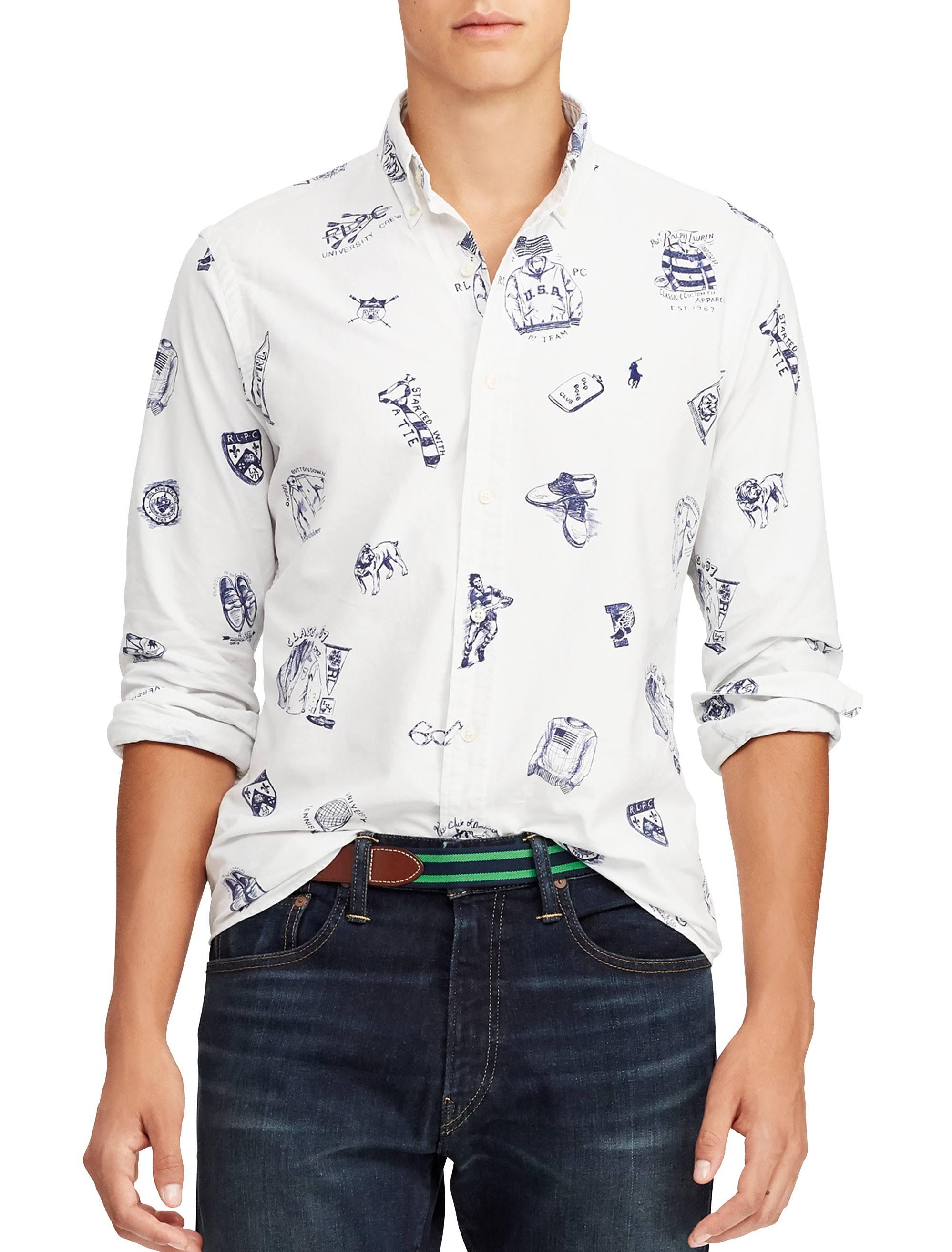 Xxl hemd Herren Polo Ralph Preppy Oxford Klassisches Lauren Für Icons UUPIzxH