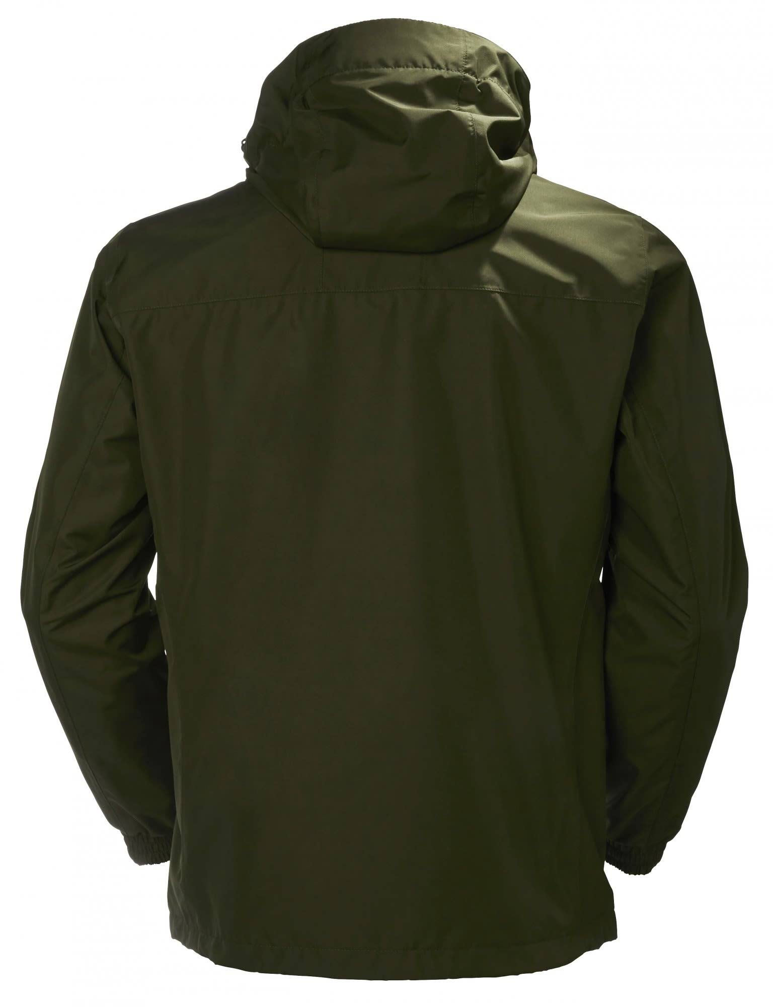 Hansen Black Black Dubliner l Jacket Helly Olive Hardshell ZPx1qP8