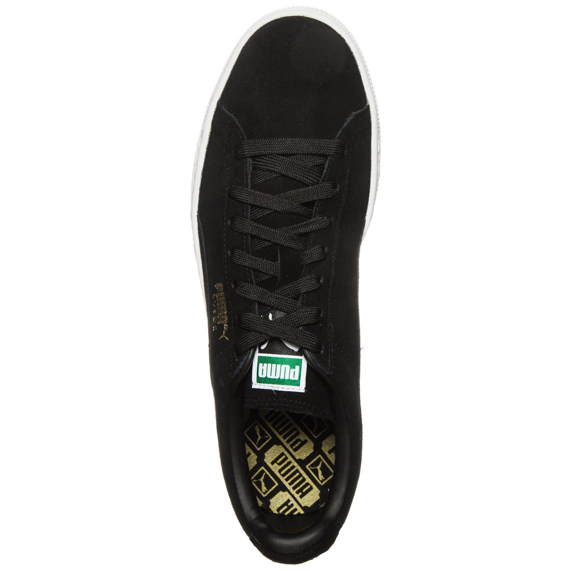Suede 42 5eu Classic Herren Gold Sneakers Puma Gr Schwarz Schwarz wvPq1xOWEF