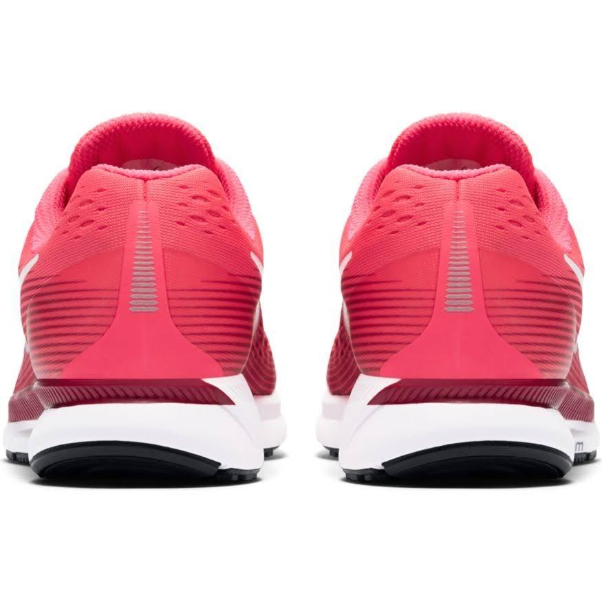 Uk Rosa Nike Zoom Air Scarpe Rush DonnarosaVasto 605 Pegasus Wmns 6057 Da Grigio Maro Corsa 34 QthsdxBCr