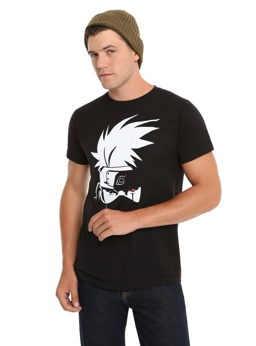 shirt Naruto Shippuden T Kakashi Shippuden Naruto YXXBzx