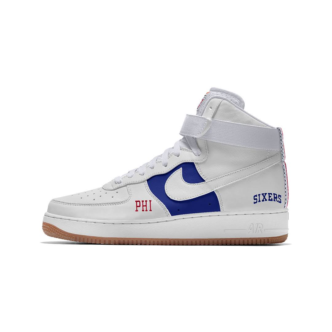 Size Nike Air 76ers multi color 8 philadelphia Force Men's 5 Premium Low 1 Id Shoe vqqw0rd