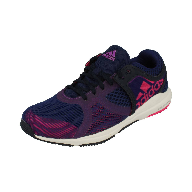 (4) Adidas Crazymove Cf Womens Running Trainers Sneakers