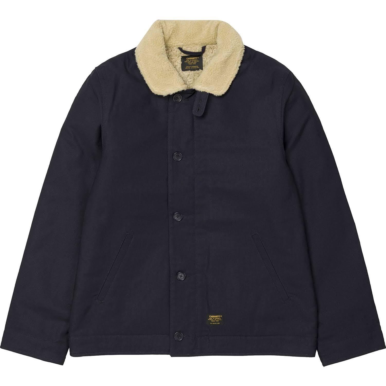 Sheffield Azul Marino Carhartt Oscuro Jacket 6qXSOdZwcd