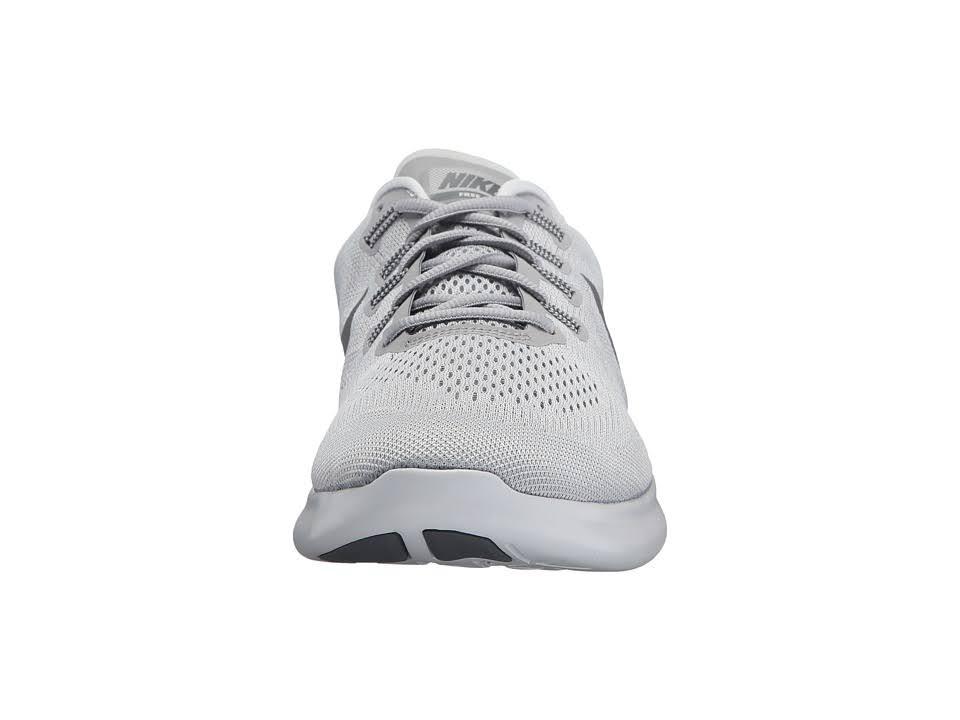 5 Tamaño Puro Gris 880839010 De 8 Para Rn Oscuro 2017 Free Platino Hombre Running Nike Zapatillas S1P4gzSq