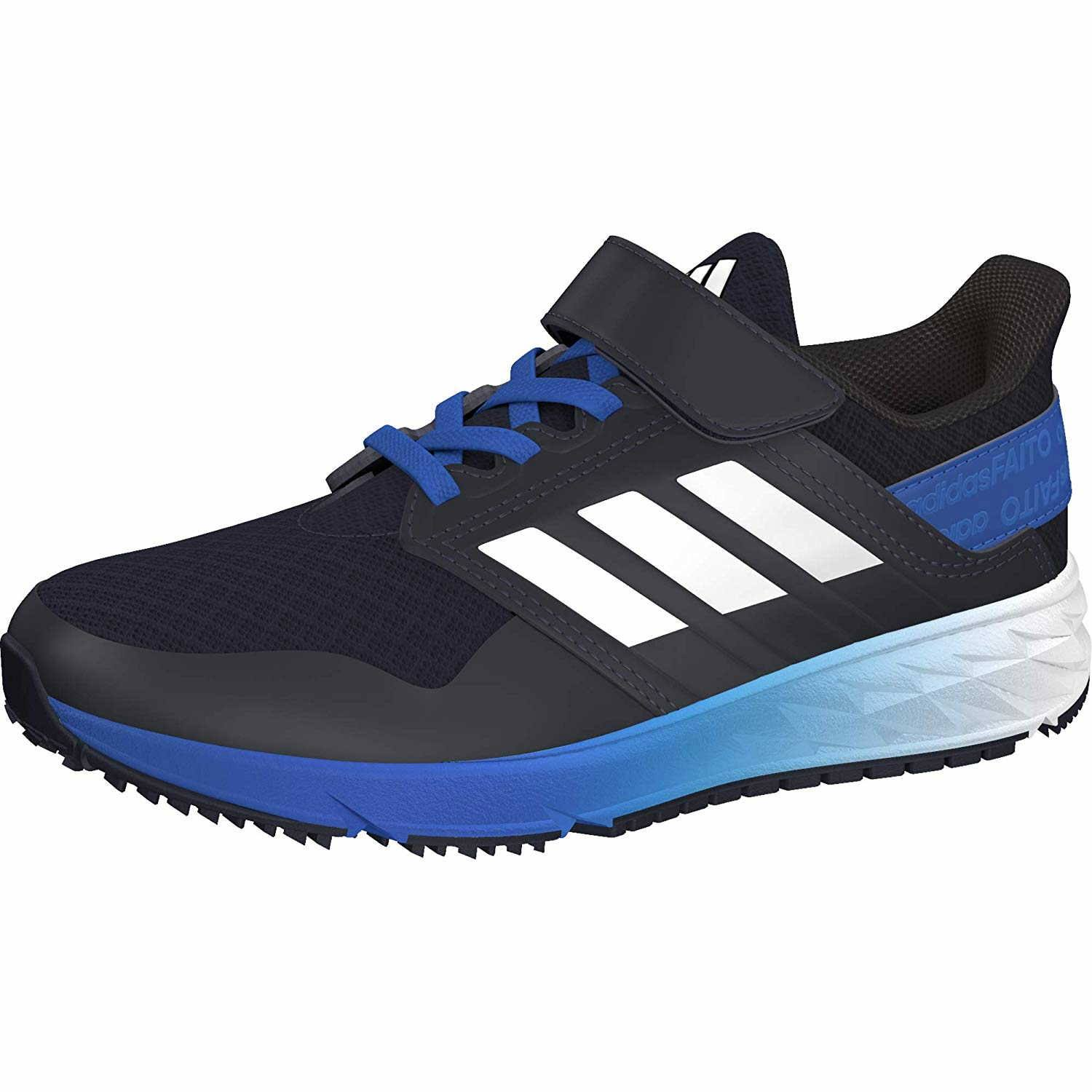 Adidas FortaFaito Shoes - Blue - Kids