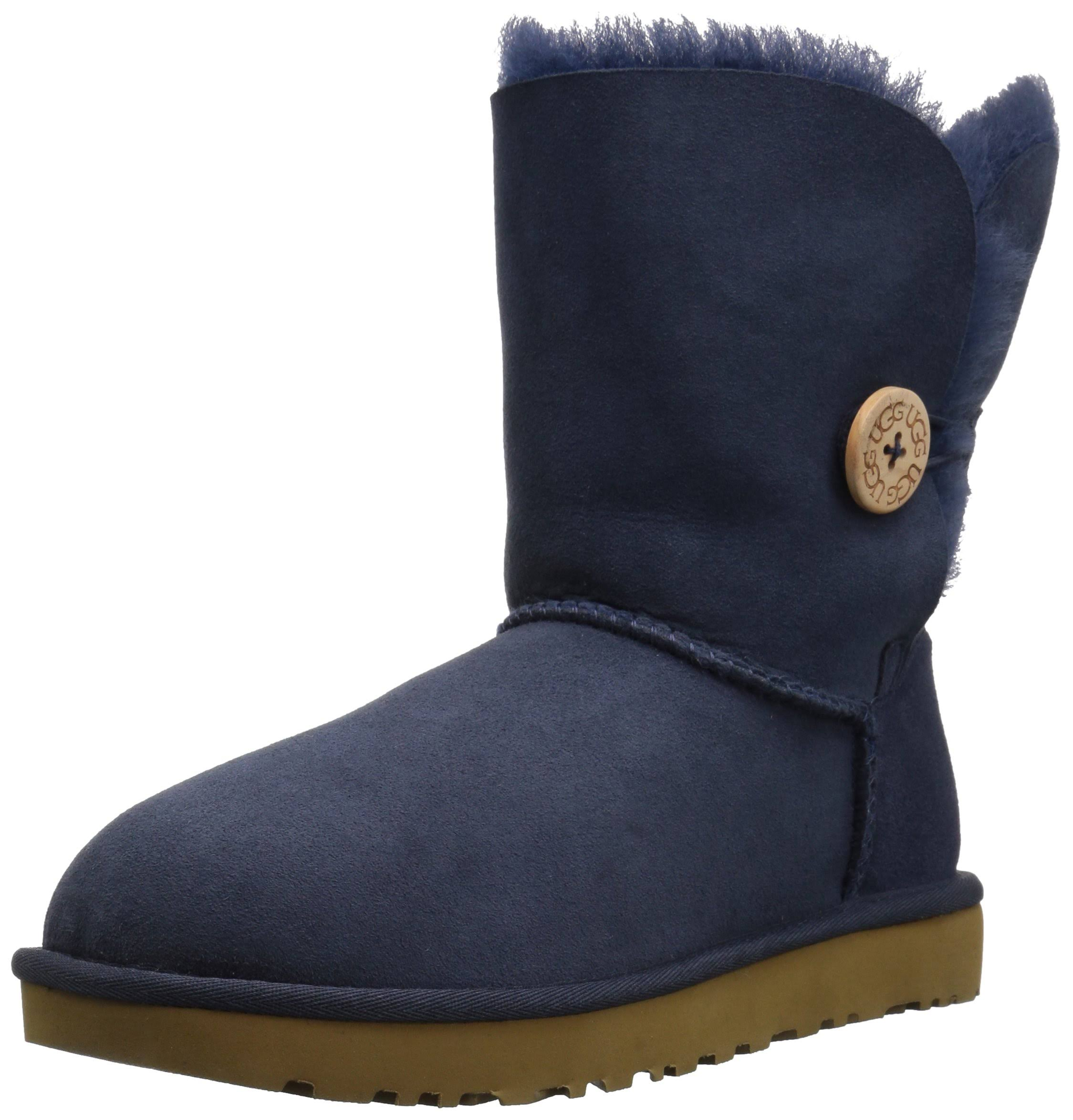 Navy Bailey Boot Ugg Button Winter Ii SzVUMGLqp