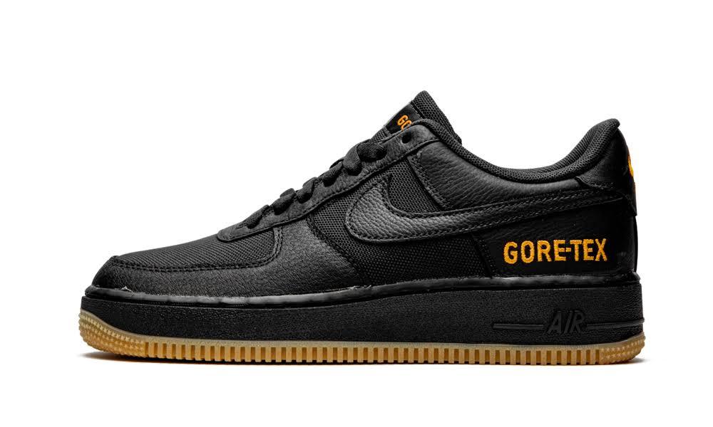 Nike Air Force 1 GTX 'Gore-Tex - Black' Shoes - Size 7.5