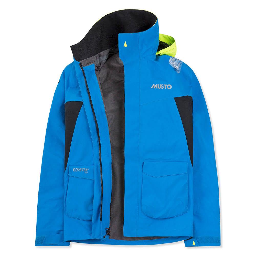 Größe Klein Blaue Coastal Gore Mpx tex Wasserdichte Jacket Musto Extra Pro wg8RfHq