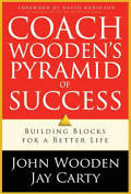 Coach Wooden's Pyramid of Success; Paperback; Author - John Wooden