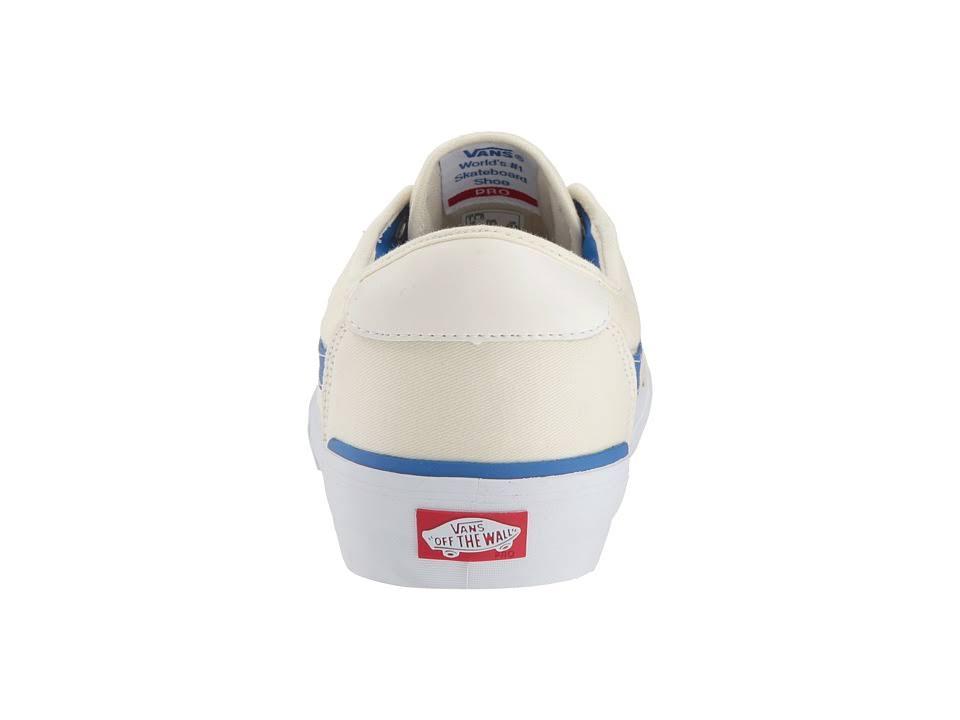 Blanco clásico Azul Vans 2 Chima Center Victoria Pro Court PPqXwY