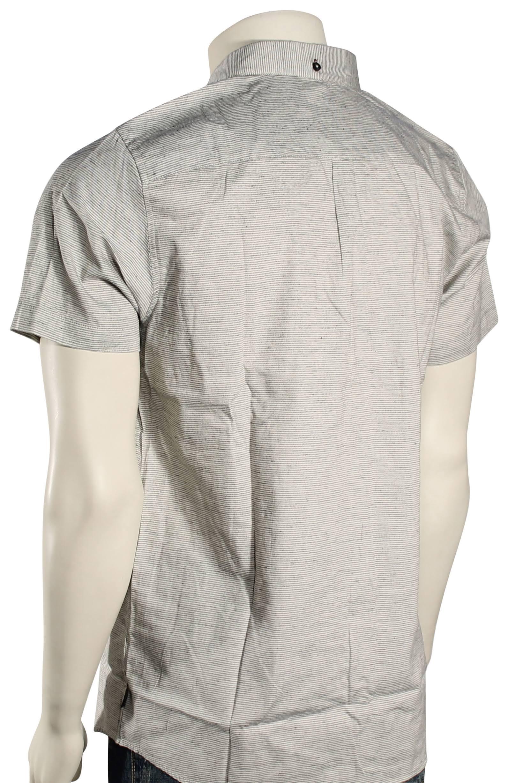 Rip Ärmellos} Stone Curl L Kurzarm Ourtime Wash Shirt S Männer rTrZ4W87