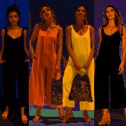 2019 nieuwste mode vrouwen losse mouwloze jumpsuits backless wijde pijpen lange broek rompertjes katoen effen overalls