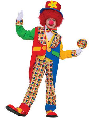 Stadt Zirkus In Kostüm Klein 4 6 Lustiges Ankleiden Clown Der Forum Jungen wtI7pTqnt
