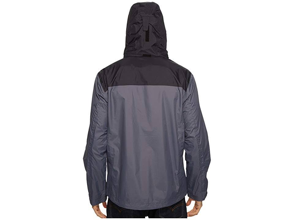 Schwarz Jacket Pouration Lg Herrenmantel Columbia Graphit wRIxYBq