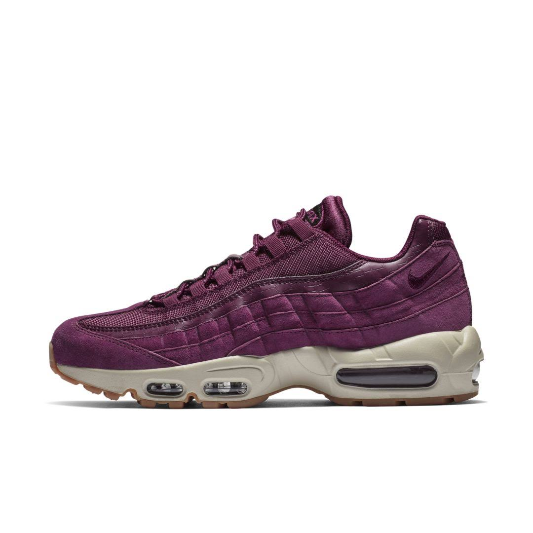 Max Size 6 bordeaux Se Shoe Nike Men's Air 95 0Cxw5CqTY