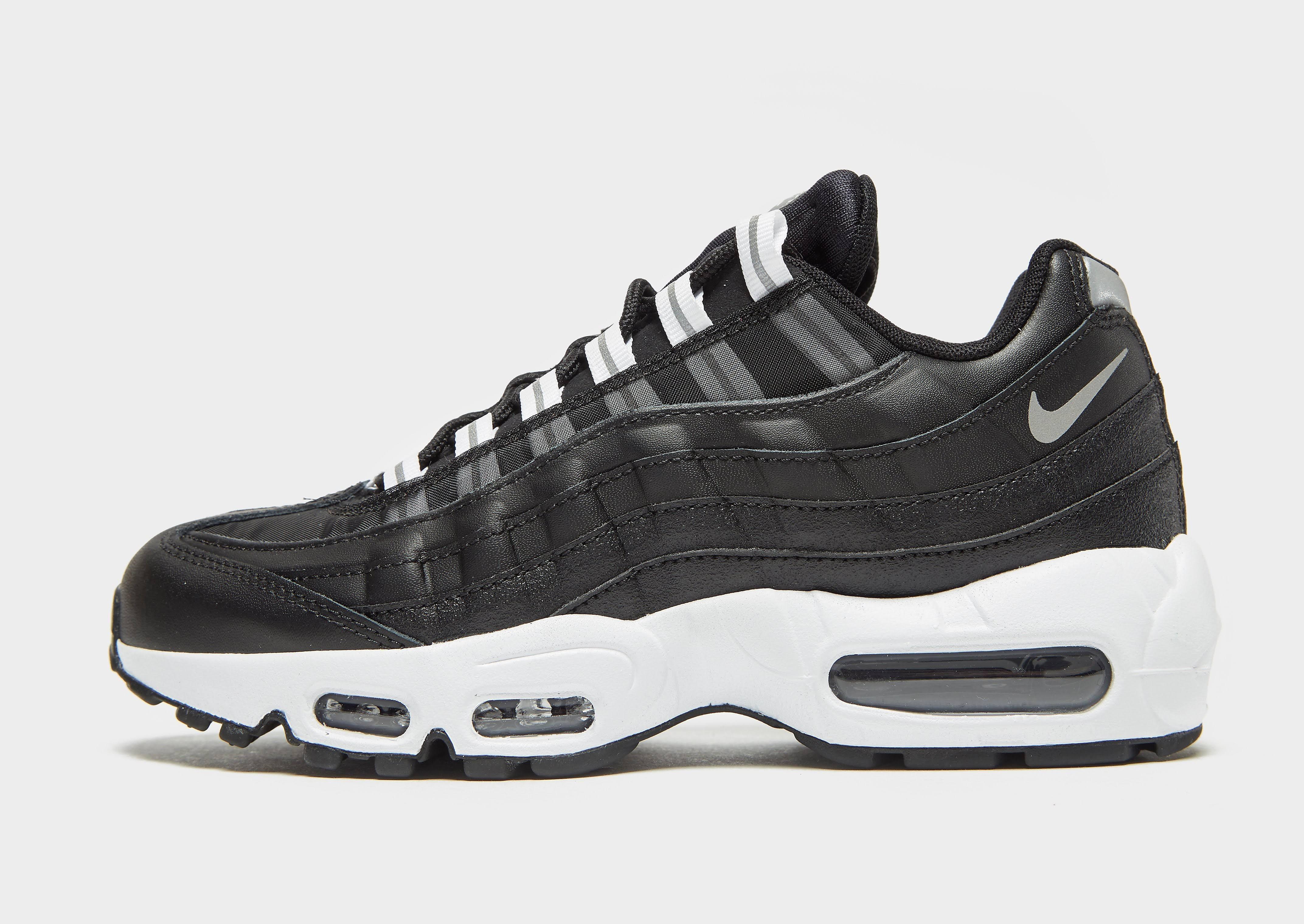 95 In zilver Max 36 Nike Sneaker Zwart Zwart Air Dames IPAUP