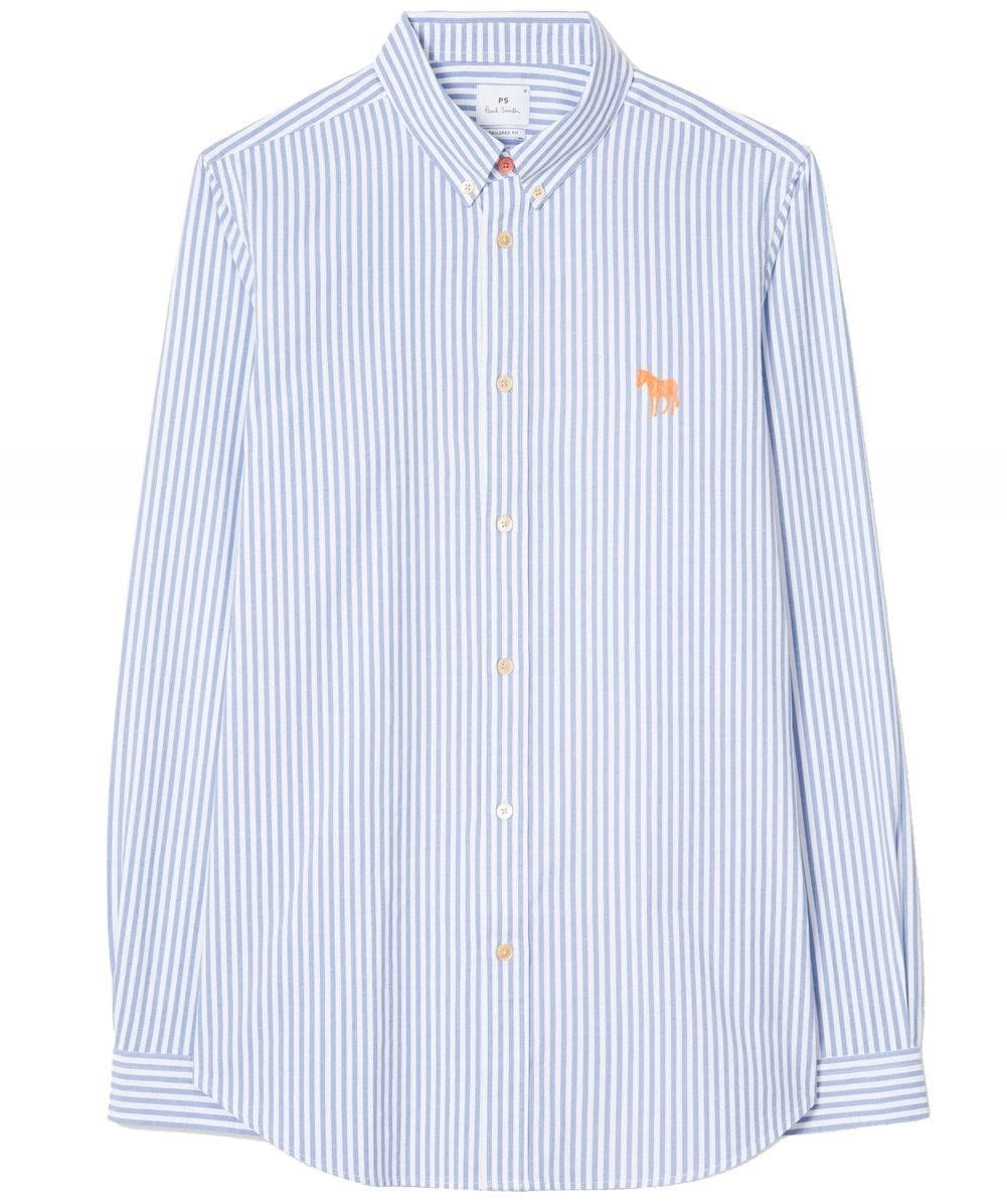 Color M Camisa Rayas A Ps Turquesa Paul Tamaño Smith w8PRqWFT
