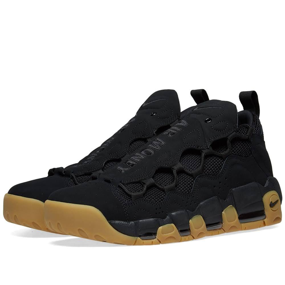 Basketballschuhe Größe More Gum Hellbraun Herren 7 Air Schwarz Money Aj2998004 Nike pcW6zIRfw
