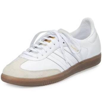 Samba 38te Damenschuhe Leather Adidas Weiß Classic Sneakers 8wZfYWWndq