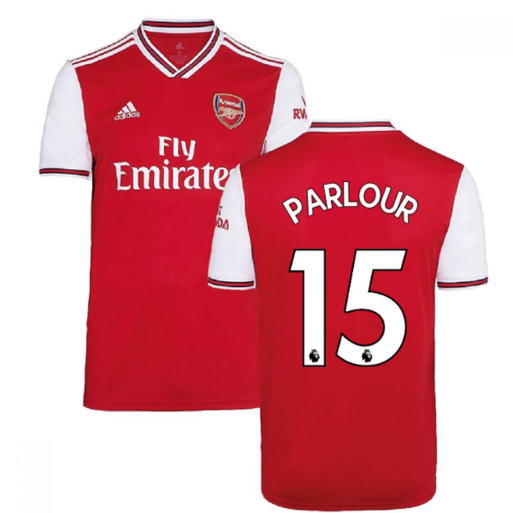 2019-2020 Arsenal Adidas Home Football Shirt (PARLOUR 15)