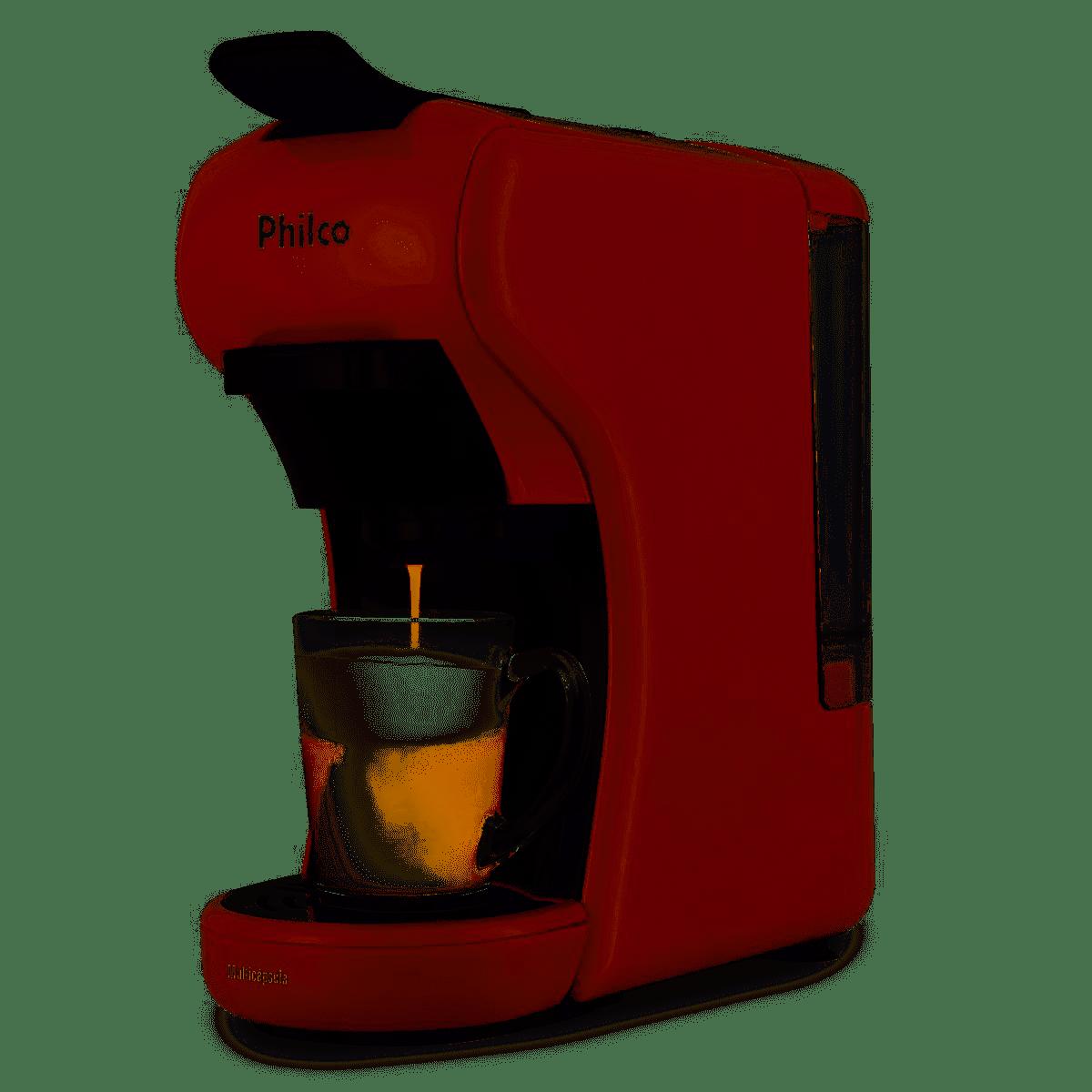 Cafeteira Multicapsula PCF19VP Philco