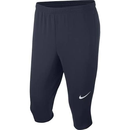 Nike Academy 18 3/4 Training Pants - Obsidian/Obsidian/White