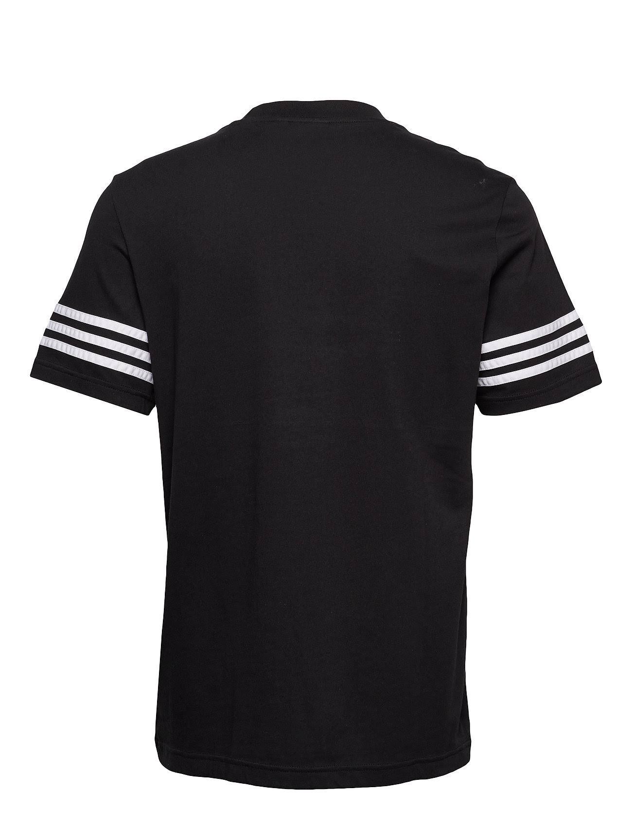 Adidas Originals Outline T-Shirt Black M
