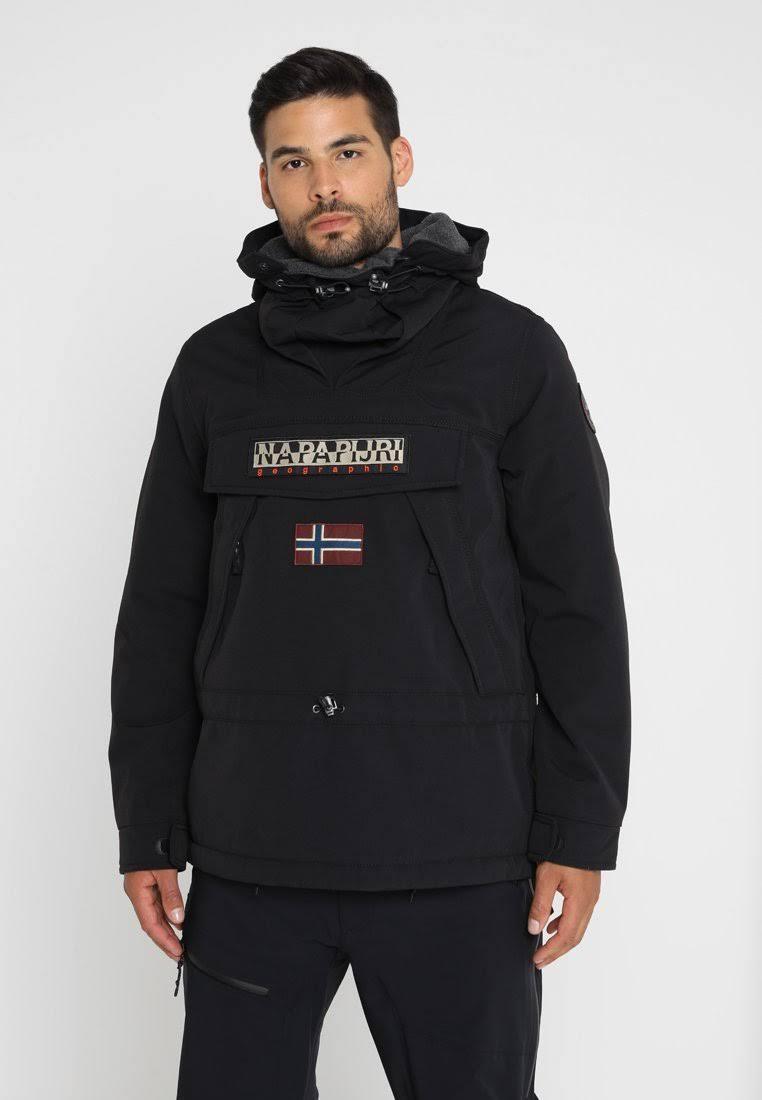 Napapijri Skidoo Größe Skijacke Herren Schwarz Small rdrxtq08w