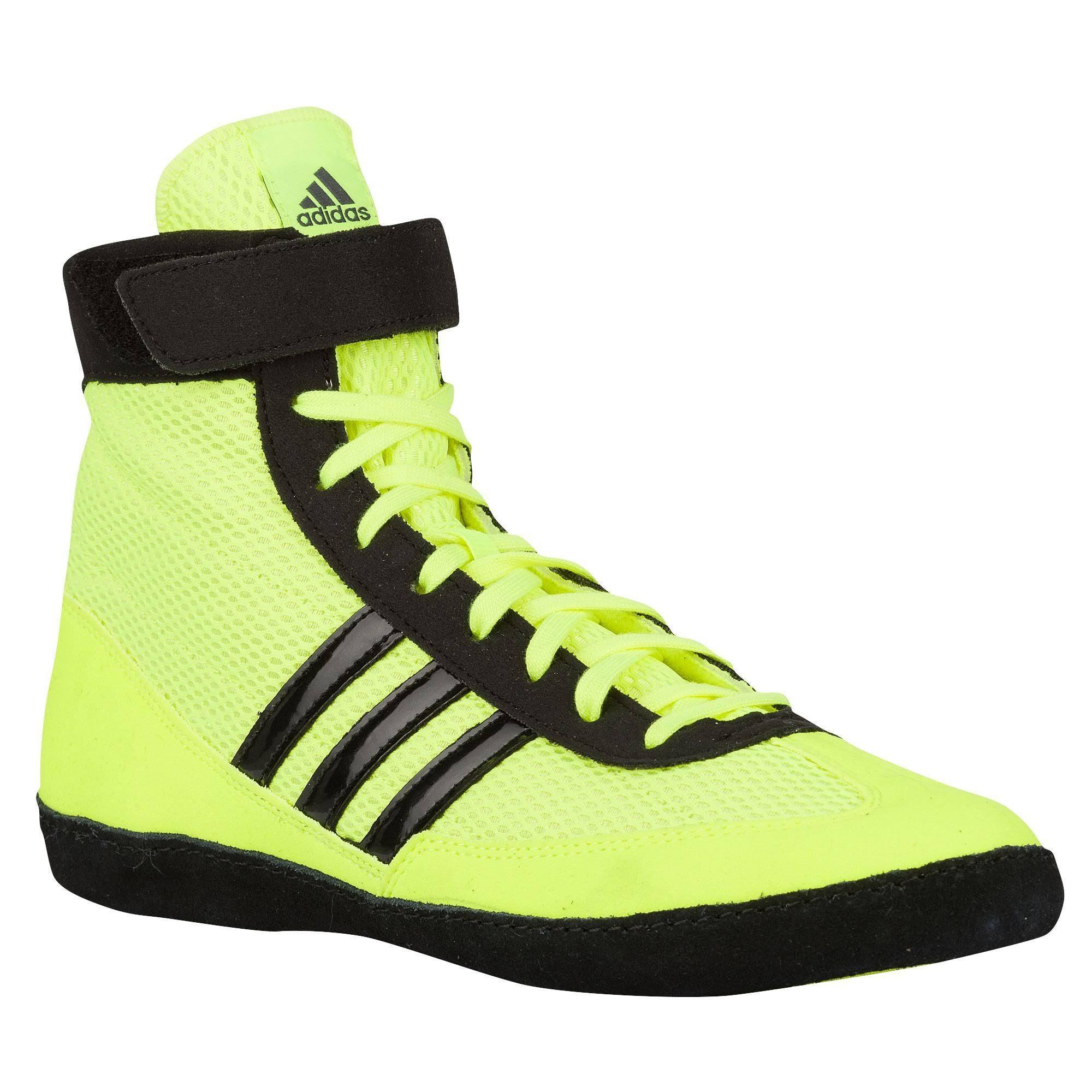 Speed Negro M Hombres Wrestling Verde para 4 Adidas Brillante Combat qSACERnw