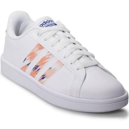 Rozmiar Adidas Buty Advantage 5 Damskie 7 Cloudfoam Biały Stripe BpBvnXxqwZ