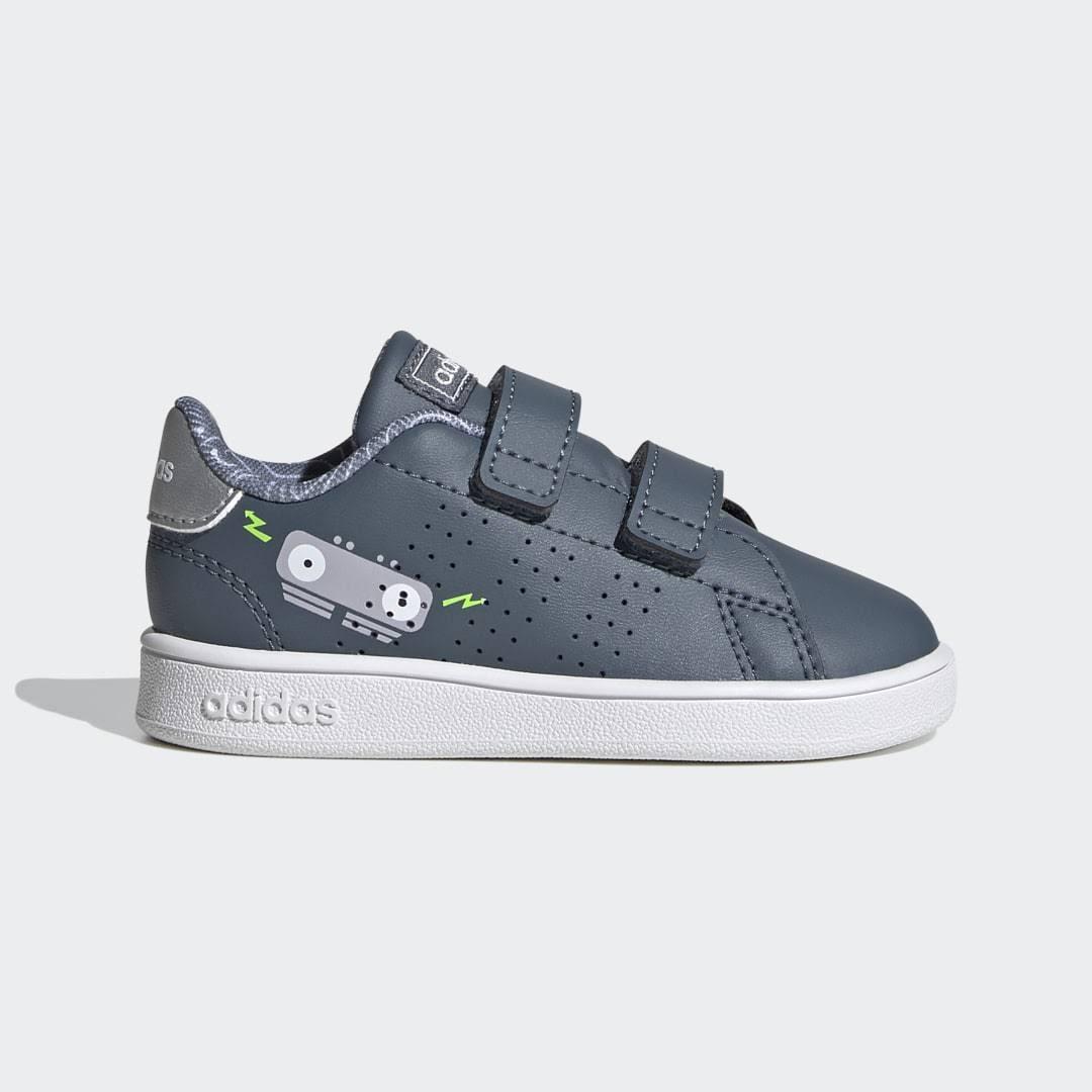 Adidas Advantage Shoes - Kids - Blue