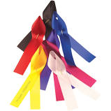 Sample of Campaign Fund Raising Ribbon | Promotional Badges