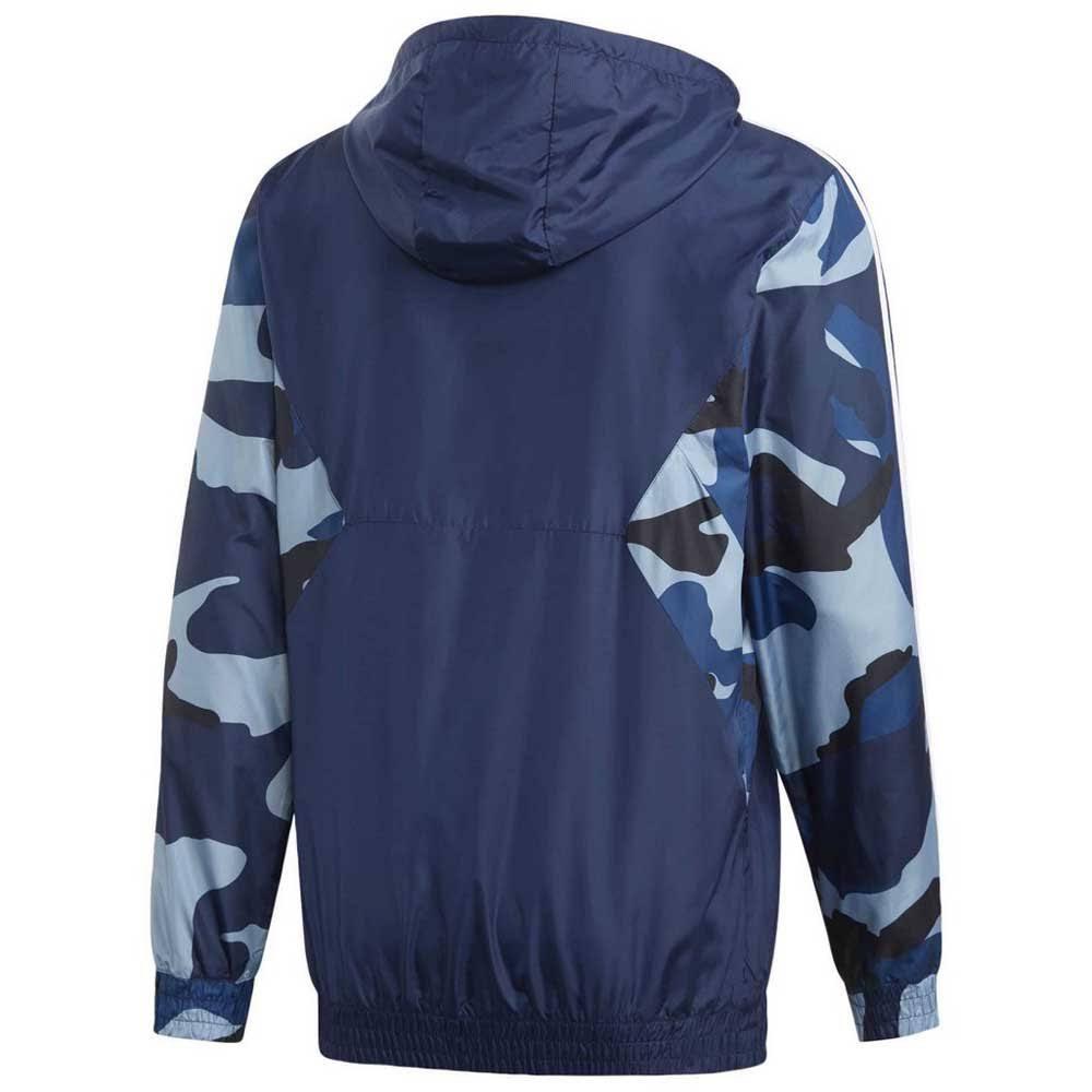 Adidas Originals Adidas S S Camo Camo Adidas Blau Blau Originals PuXOikZ