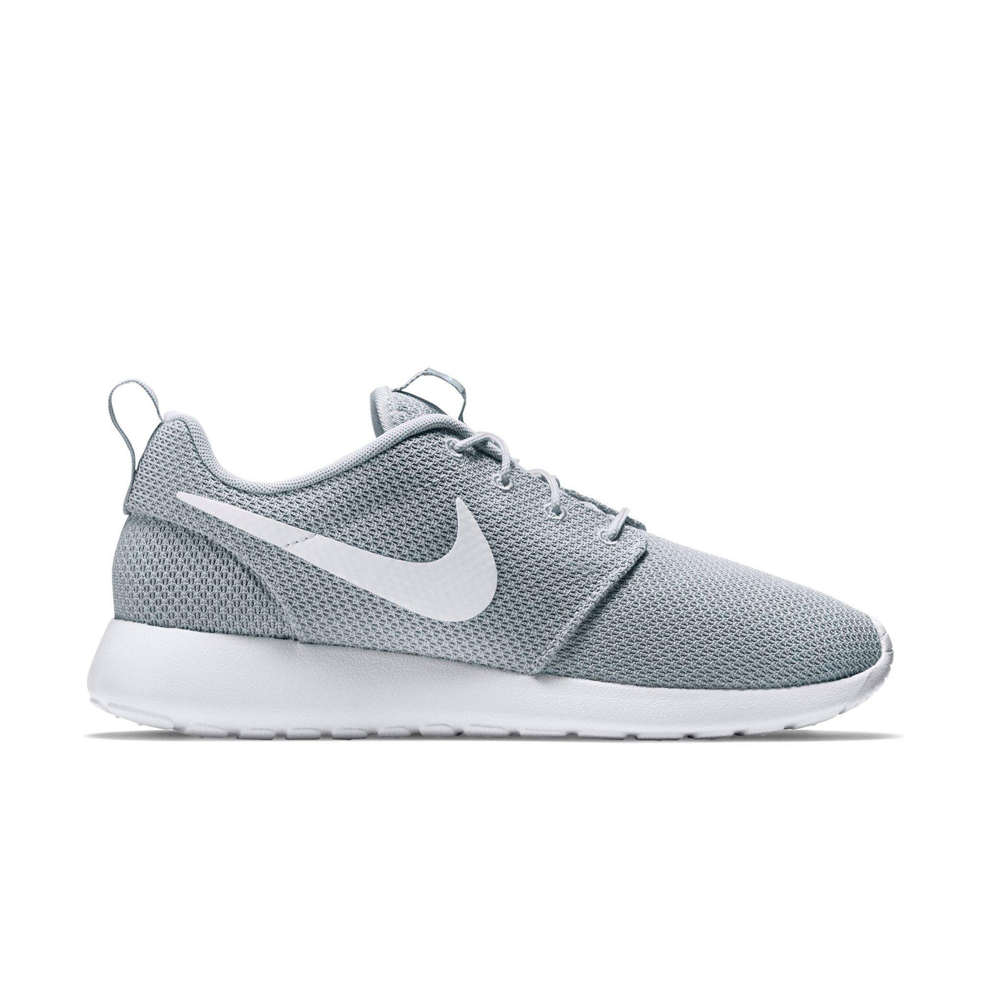 Scarpe Da GrigioBiancoTaglia 12 Running Nike Roshe OneUomoLupo bvY76gyf