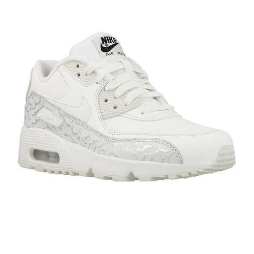 Max Tamaño Color Ltr Para Nike 90 Zapatos Blanco 5 5y Nuevos Air Se Niña SzfRBqR