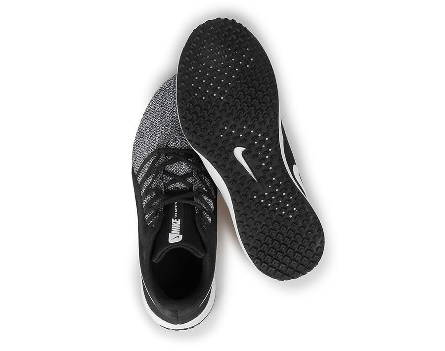 Compete Erkek Trainer Training Varsity 41 001 Gümüş Ayakkabı Nike Siyah Gri Aa7064 Rwxqg5UCC