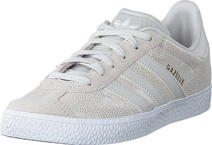 adidas Originals Gazelle C Ftwwht/greone/ftwwht, Shoes, Trainers and Sports shoes, Low-top Trainers, White, Children, 33