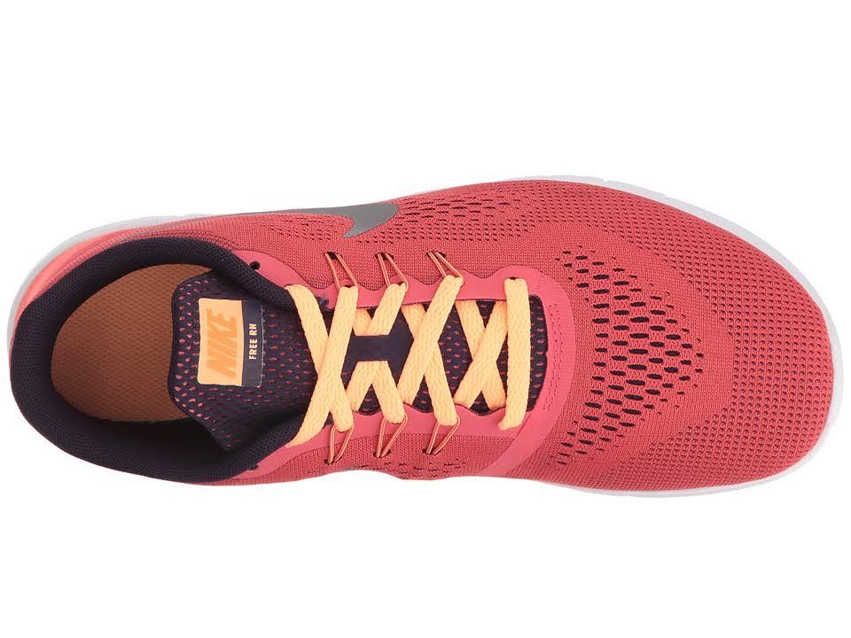 Niño 4 Silver 833993 Free Nike 5 Kid Tamaño Big 801 Purple Coral Ember Juventud Run M Gs zP0qAwx0