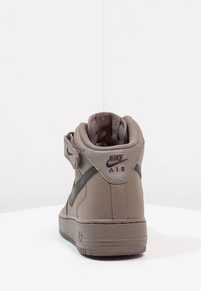 Air 40 5 315123 Force Mid 1 Braun black Herrenschuhe Brown Nike Größe 205 '07 dASqvdw