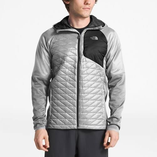 Rise Hombre Grey Kilovatio Face High Chaqueta Xl North De The Para Thermoball 6Ag1W1