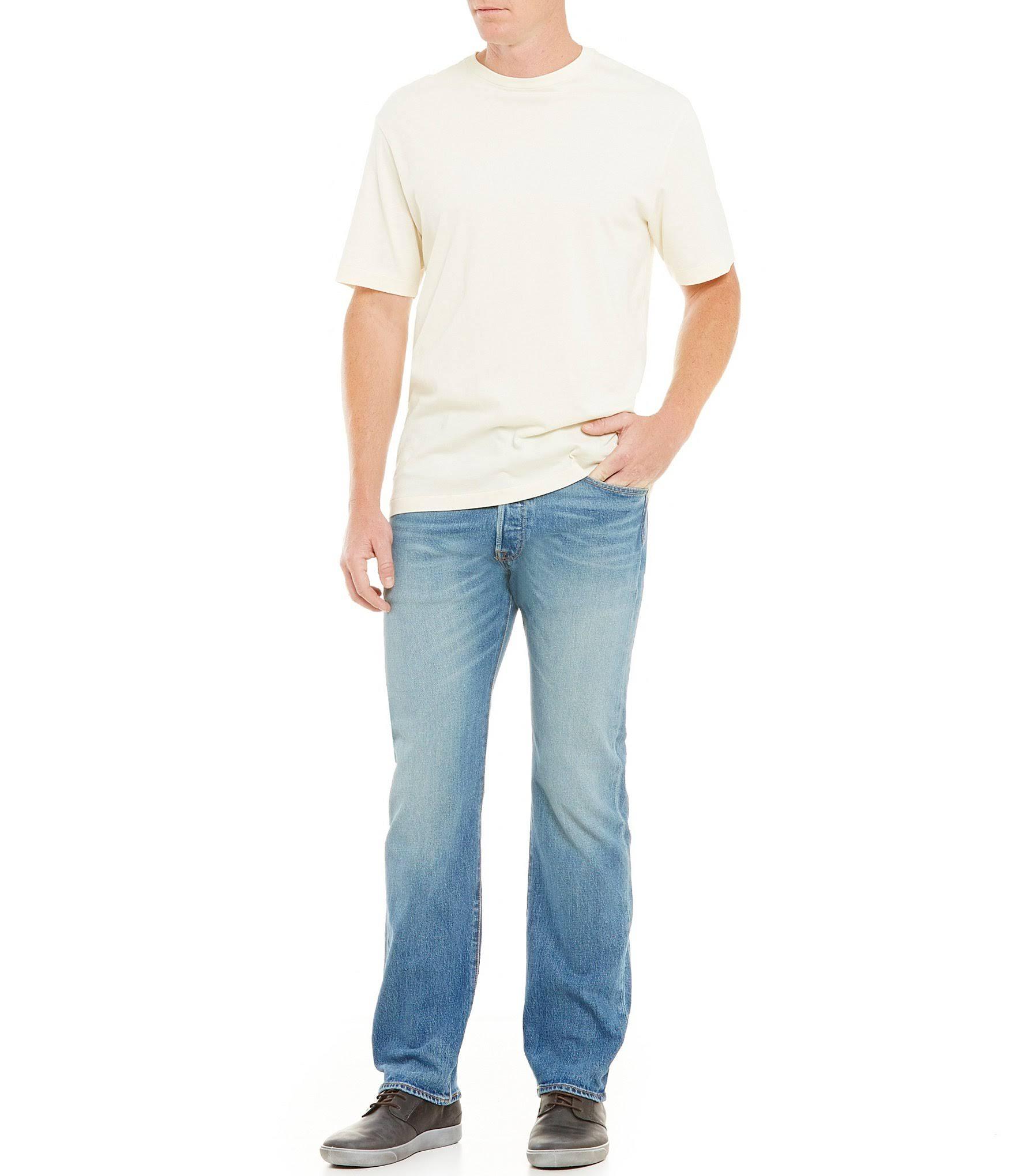 The Ben Original Stretch Jeans Fit 501 30 31 Levi's Cxw46qZAW
