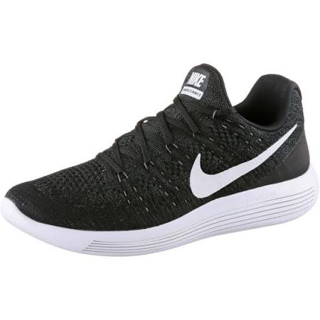 Black 2 Low Trainers Sneakers Flyknit white Lunarepic anthracite Running 863779 Mens Nike qFxtzZn5w