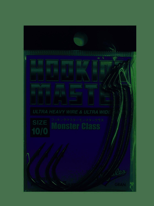 モーリス フッキングマスター モンスタークラス